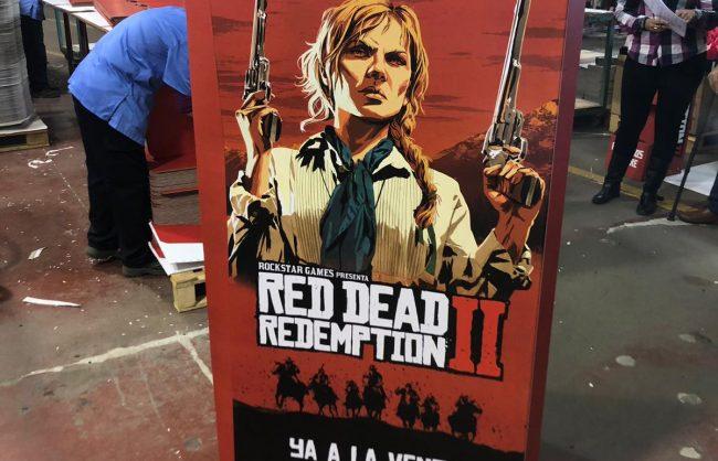 PLV Read Dead Redemption 2