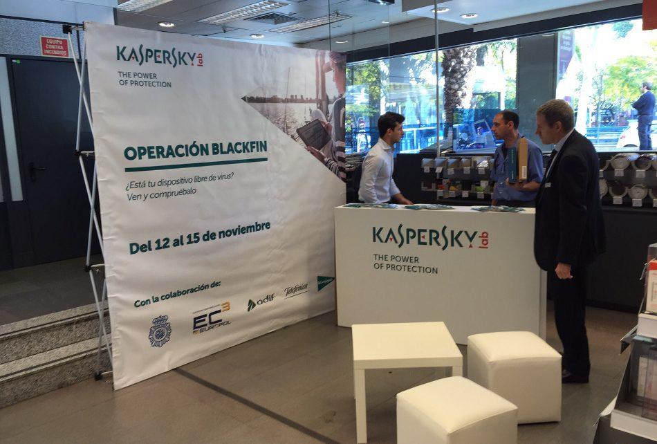 Evento Karpersky