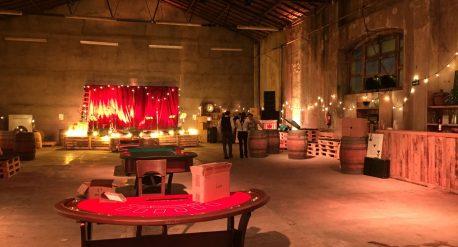 Producción de Eventos - Spectacular - Escena Casino