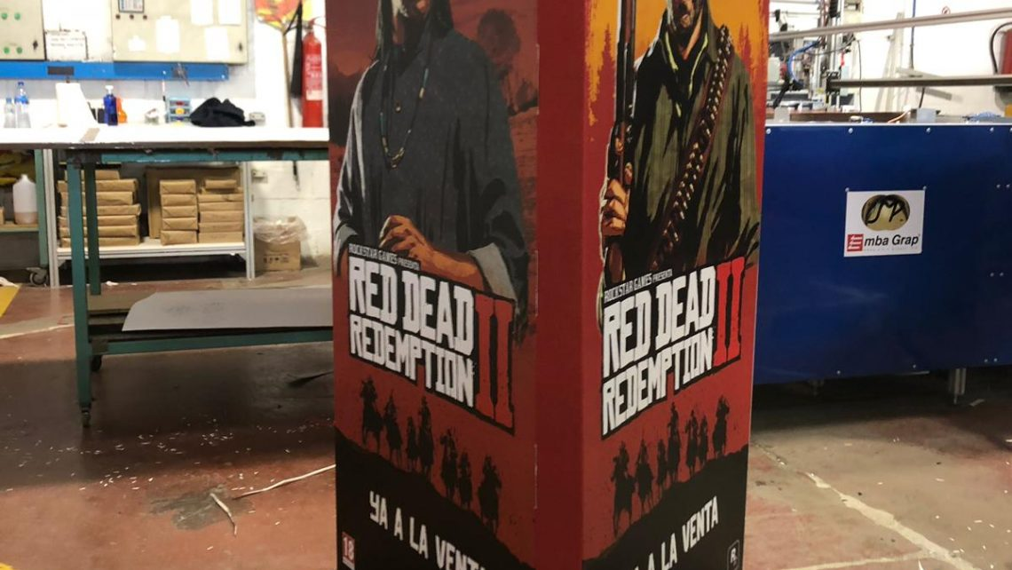 PLV Read Dead Redemption 2
