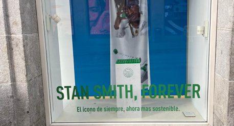 Campaña Publicidad Tiendas Adidas