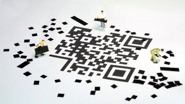 códigos QR en publicidad